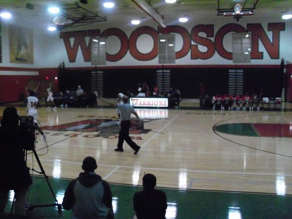 Woodson's 2011-2012 Basketball Season